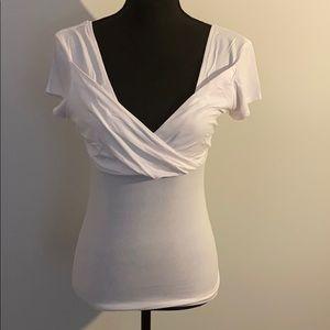 Beautiful White Kenar T-Shirt